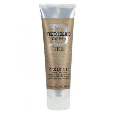 Tigi Bed Head B for Men Clean Up Daily Shampoo, szampon do codziennego użytku, 250 ml