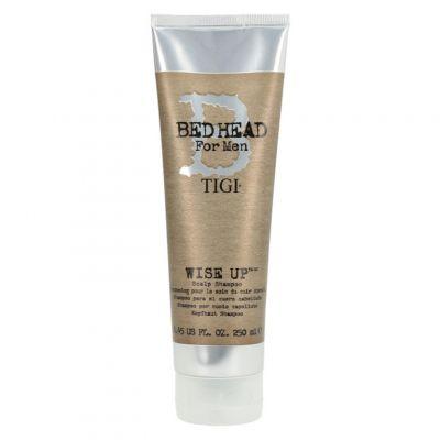 Tigi Bed Head B for Men Wise Up Scamp Shampoo, szampon oczyszczający dla mężczyzn, 250 ml