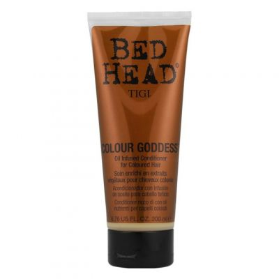 Tigi Bed Head Colour Goddess Conditioner, odżywka z olejkami do włosów farbowanych, 200 ml