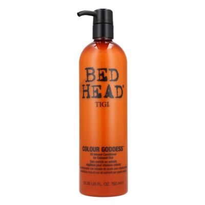 Tigi Bed Head Colour Goddess Conditioner, odżywka z olejkami do włosów farbowanych, 750 ml