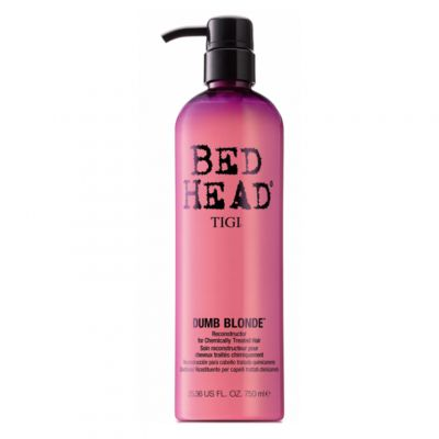 Tigi Bed Head Dumb Blonde Reconstructor, odżywka-rekosntruktor do włosów blond, 750 ml