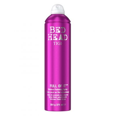 Tigi Bed Head Full Of It Volume Finishing Spray, lakier zwiększający objętość, 371 ml
