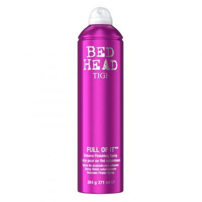 Tigi Bed Head Full Of It Volume Finishing Spray, lakier zwiększający objętość, 371 ml