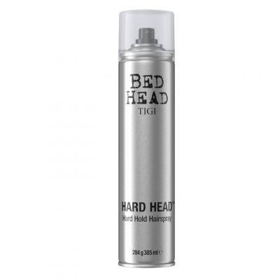 Tigi Bed Head Hard Head, lakier do włosów mocno utrwalający, 385 ml