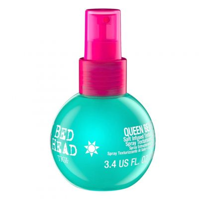 Tigi Bed Head Queen Beach Spray, spray z solą morską, 100 ml