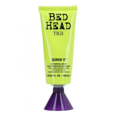 Tigi Bed Head Screw It Jelly Oil, nawilżający olejek w żelu do włosów kręconych, 100 ml