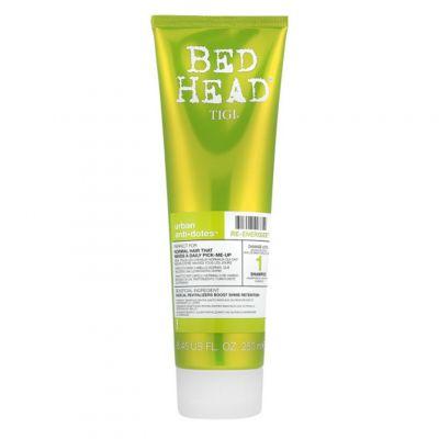 Tigi Bed Head Urban Anti+Dotes Re-Energize Shampoo, szampon rewitalizujący, 250 ml