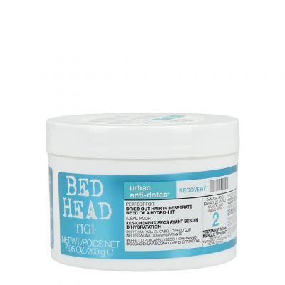 Tigi Bed Head Urban Antidotes Recovery Mask, maska do włosów suchych i zniszczonych, 200 ml