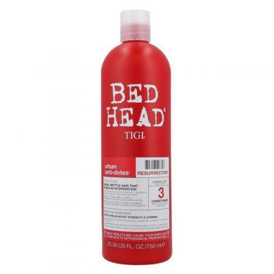 Tigi Bed Head Urban Anti+Dotes Resurrection Conditioner, regenerująca odżywka do włosów słabych i łamliwych, 750 ml