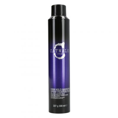 Tigi Catwalk Your Highness Firm Hold Hairspray, mocny lakier do włosów, 300 ml