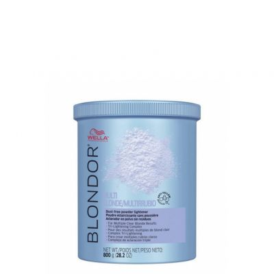 Wella Blondor Lightening Powder, rozjaśniacz bezpyłowy w proszku, 800g