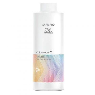 Wella Color Motion Shampoo, szampon do włosów farbowanych, 1000 ml