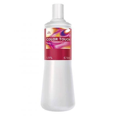 Wella Color Touch, emulsja utleniająca 1.9%, 1000 ml