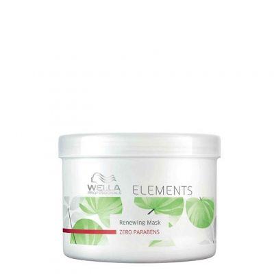 Wella Elements, maska odbudowująca, 150 ml