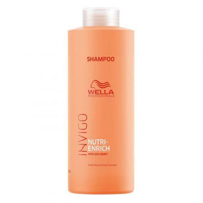 Wella Invigo Nutri-Enrich, szampon odżywczy, 1000 ml