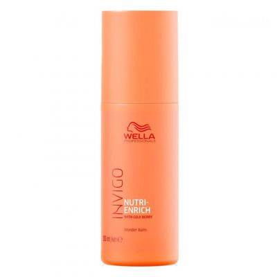 Wella Invigo Nutri-Entrich Wonder Balm, balsam do włosów suchych, 150 ml
