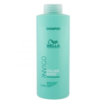 Wella Invigo Volume Boost, szampon dodający objętości, 1000 ml