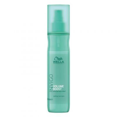 Wella Invigo Volume Boost Uplifting Care, odżywka w spray'u zwiększająca objętość, 150 ml