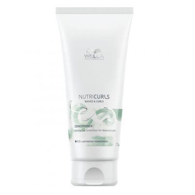 Wella Nutricurls Detangling Conditioner, odżywka do łatwego rozczesywania włosów, 200 ml