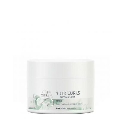 Wella Nutricurls Mask, maska do włosów kręconych i falowanych, 150 ml