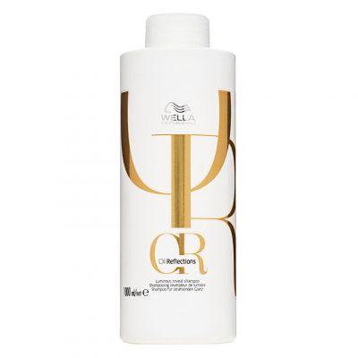 Wella  Oil Reflections, szampon nabłyszczający, 1000 ml