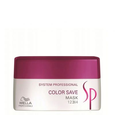 Wella SP Color Save, maska do włosów farbowanych, 200 ml