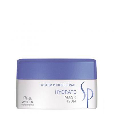 Wella SP Hydrate, maska nawilżająca, 200 ml