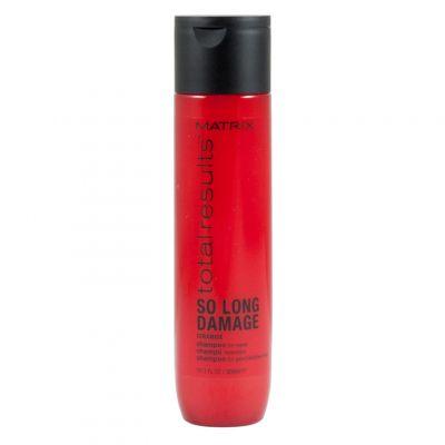 Matrix Total Results So Long Damage, szampon do włosów zniszczonych, 300 ml