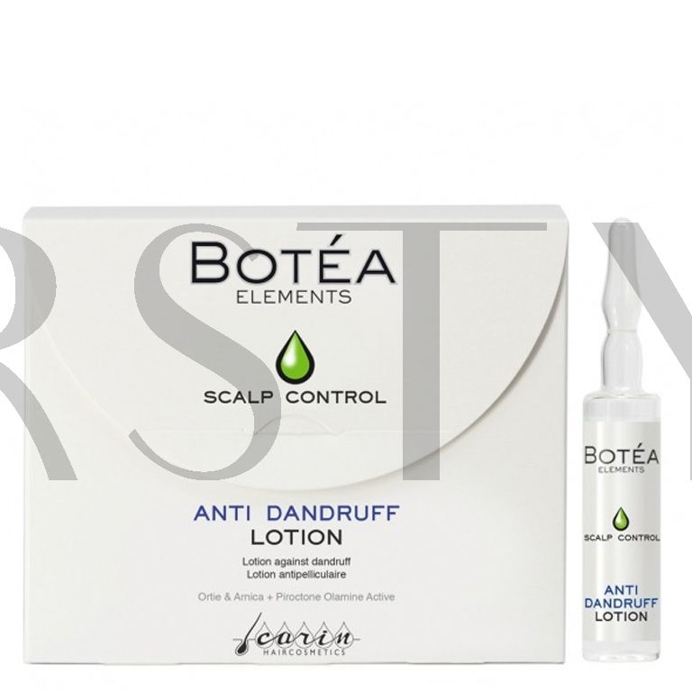 Carin Botea 4.4 Remove Fluid, przeciwłupieżowe serum do włosów, 12x10 ml